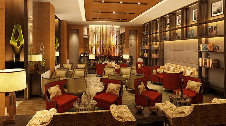 the okura prestige taipei lounge