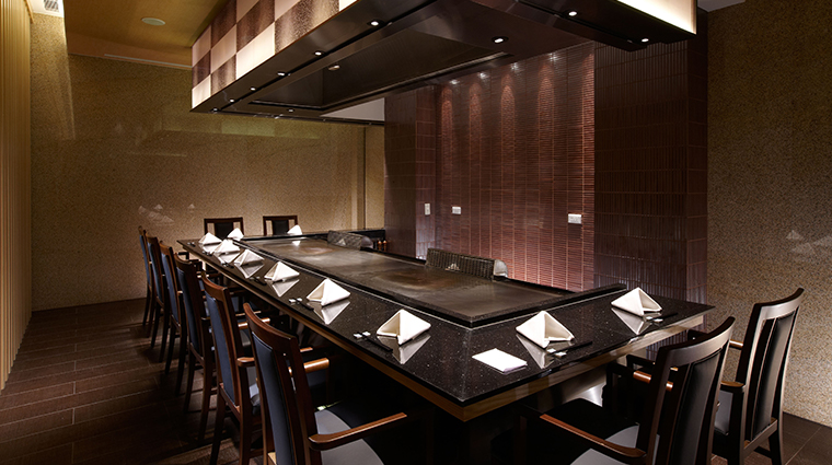 the okura prestige taipei restaurant