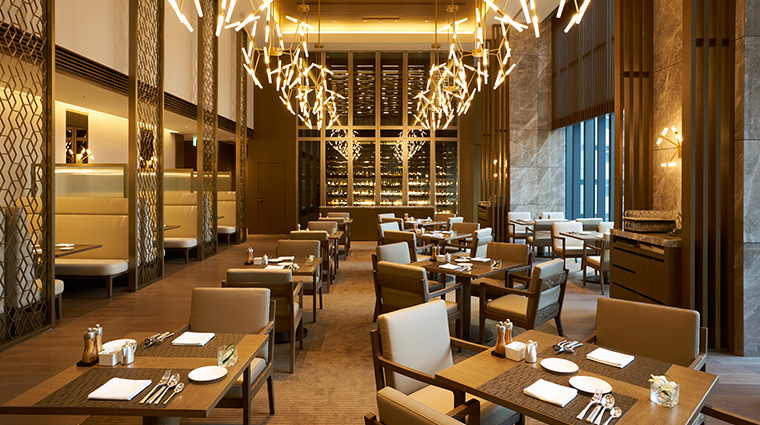 the okura tokyo orchid casual dining