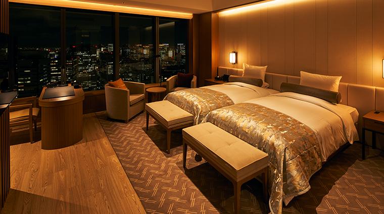 the okura tokyo prestige club room