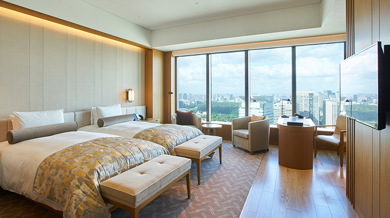 the okura tokyo prestige room twin