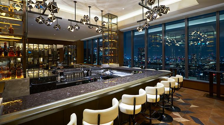 the okura tokyo starlight bar lounge