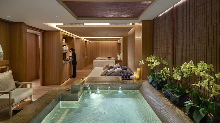 the oriental spa hong kong sanctuary suite new