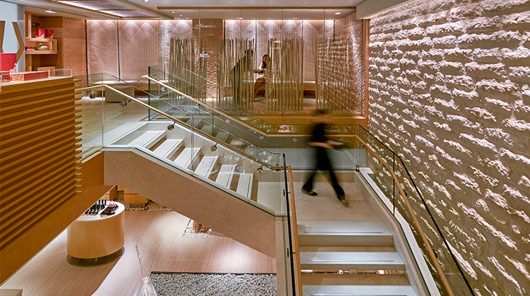 the oriental spa hong kong stairs new