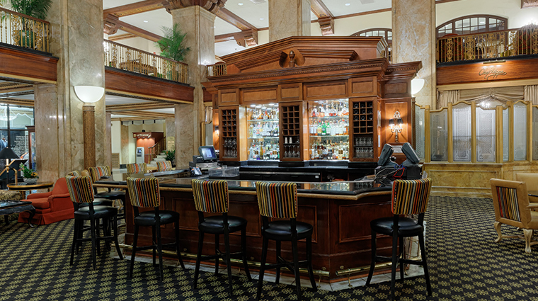 the peabody memphis lobby bar