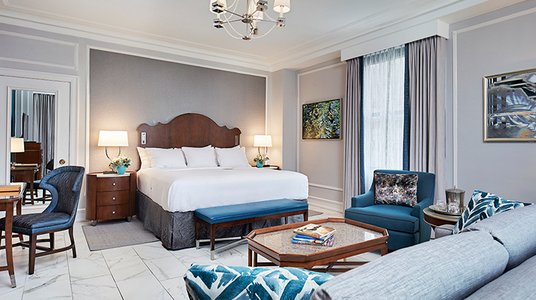 the peabody memphis new guest room