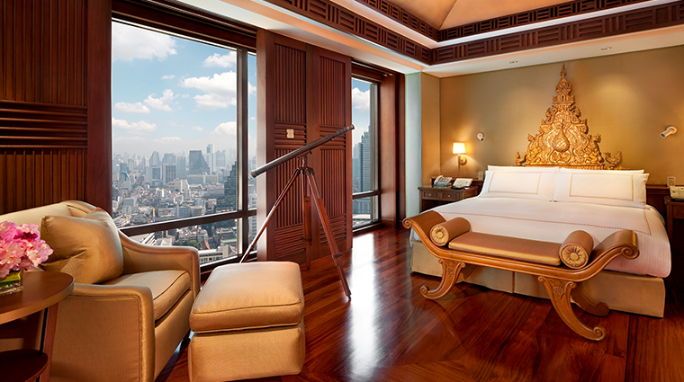 the peninsula bangkok thai suite