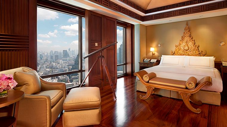 the peninsula bangkok thai suite