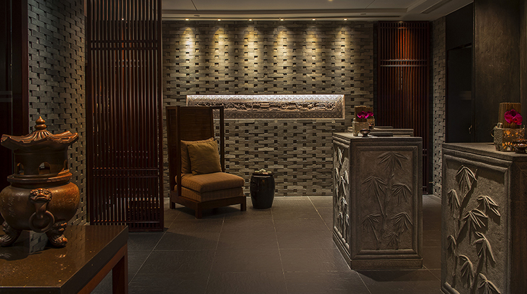 the peninsula spa by espa beijing reception