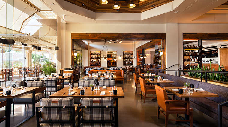 the phoenician a luxury collection resort Mowry and Cotton Dining
