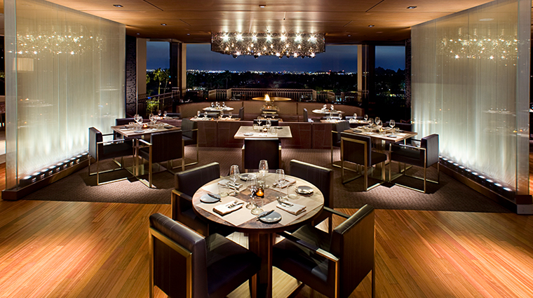 the phoenician a luxury collection resort dining room