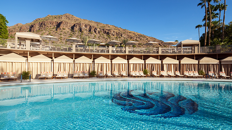 the phoenician a luxury collection resort mother of pearl