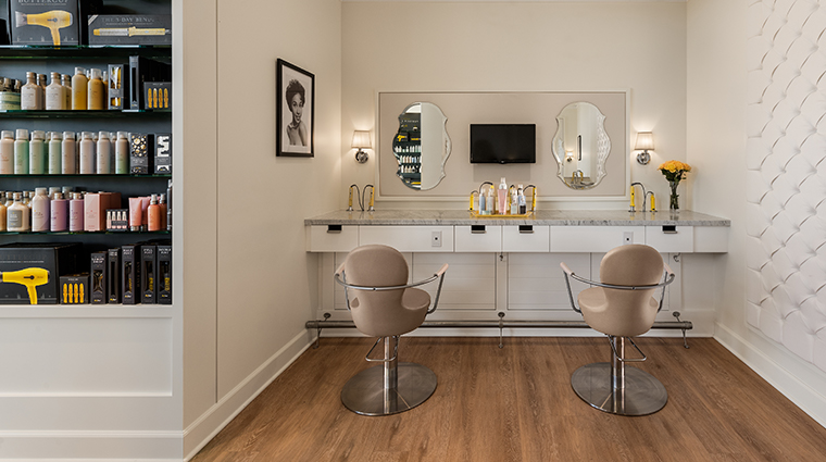the phoenician spa drybar