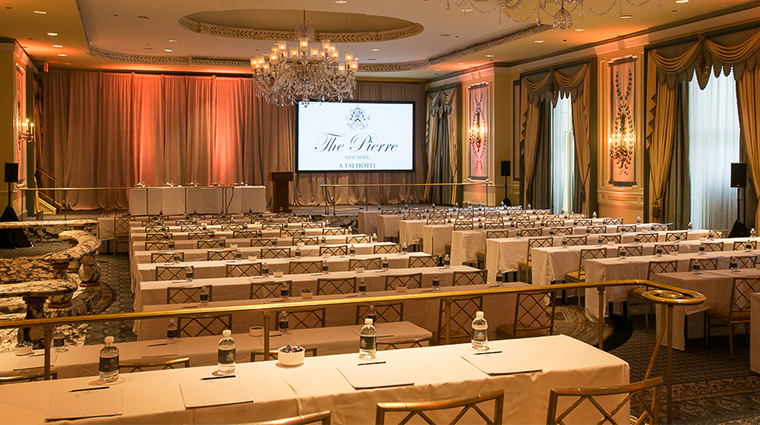 the pierre a taj hotel new york cotillion classroom