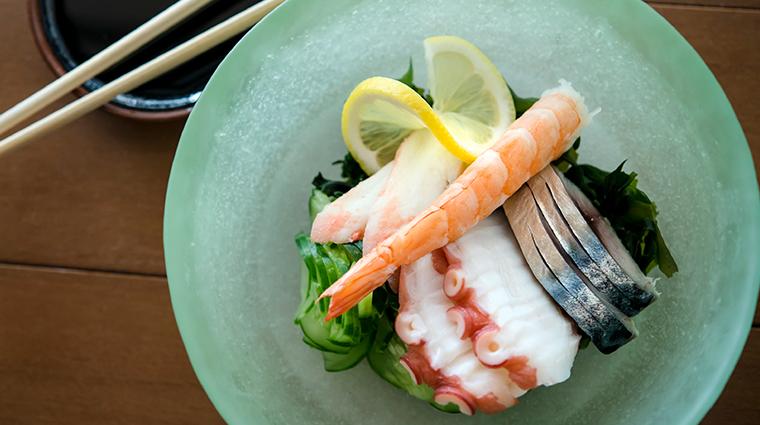 the plymouth miami beach Blue Ribbon food