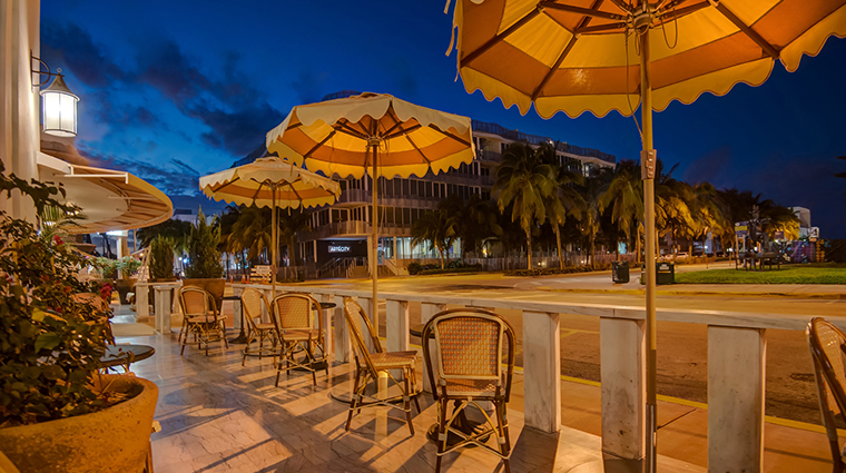 the plymouth miami beach front patio chairs