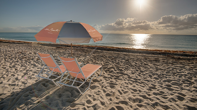 the plymouth miami beach plymouth beach sunset