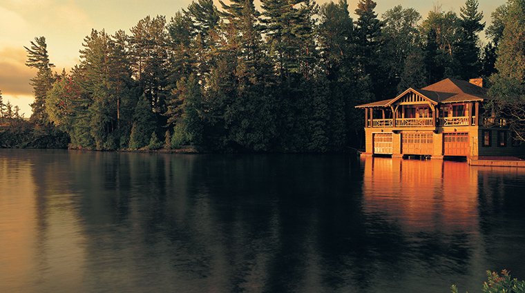 the point boathouse