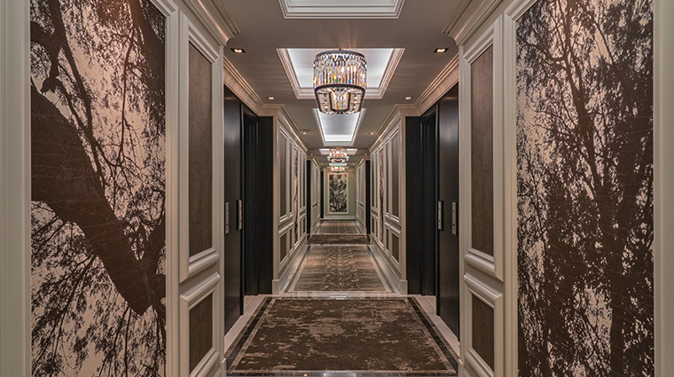 the post oak hallway