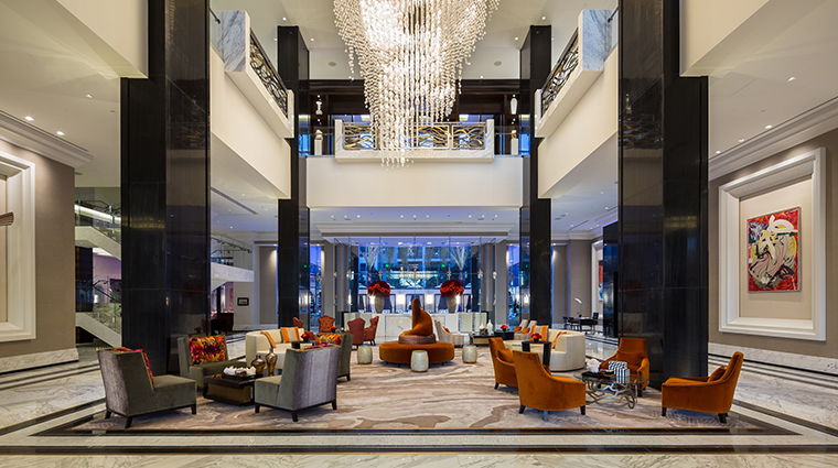 the post oak lobby