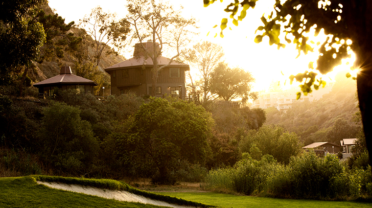 the ranch at laguna beach treehouse and golf course