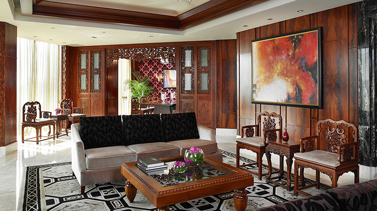 The Regent Beijing imperial suite