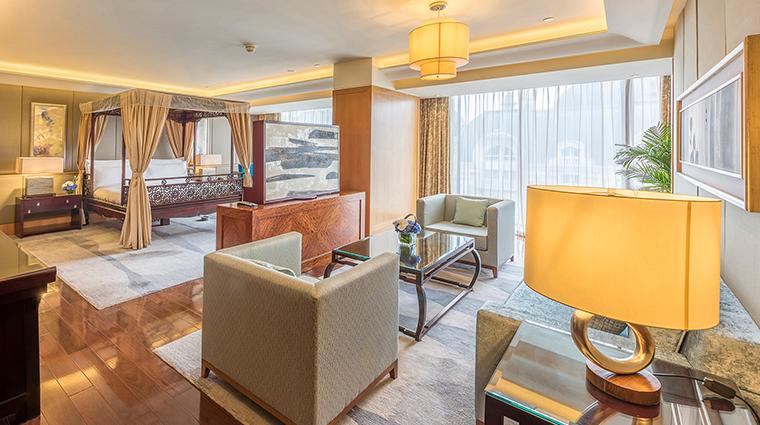 regent beijing new presidential suite