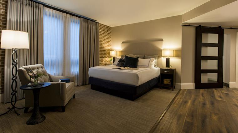 the restoration guest suite