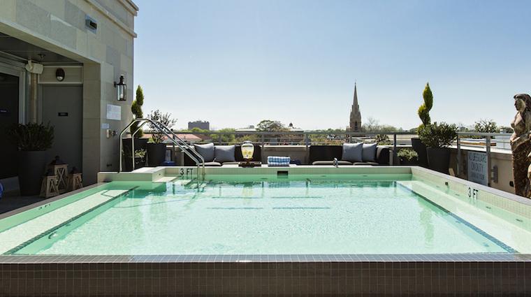 the restoration indigo pool