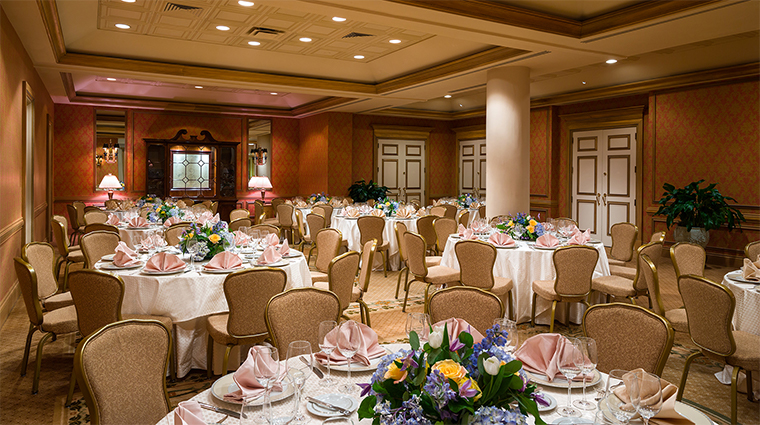 the rittenhouse hotel ballroom