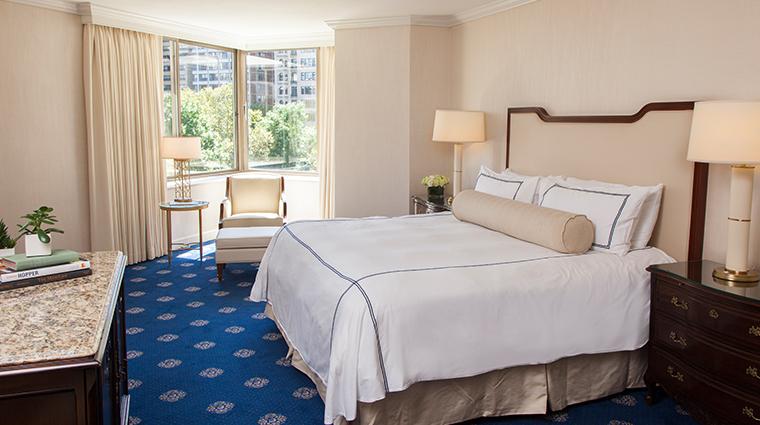 the rittenhouse hotel standard room