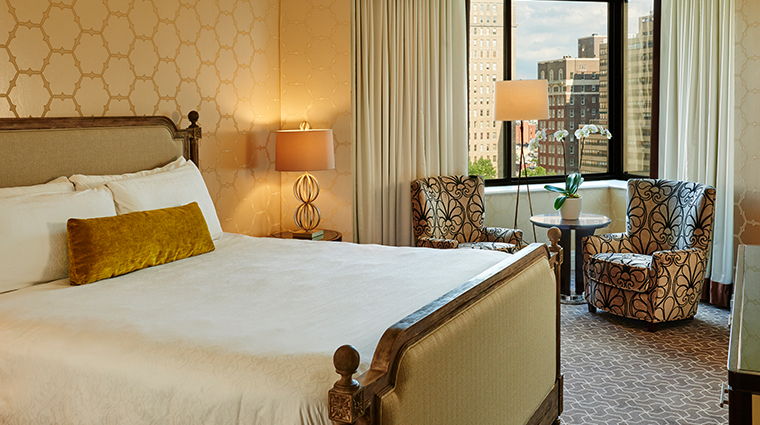 the rittenhouse hotel suite room