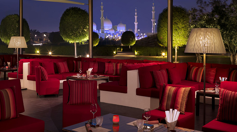 the ritz carlton abu dhabi grand canal JiLiang restaurant