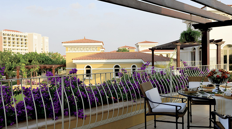 the ritz carlton abu dhabi grand canal grand suite terrace