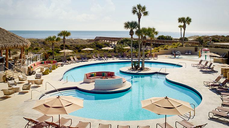 the ritz carlton amelia island swimming pool