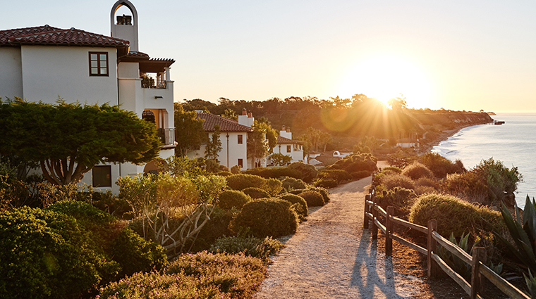 the ritz carlton bacara santa barbara exterior