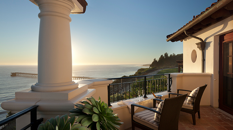 the ritz carlton bacara santa barbara penthouse