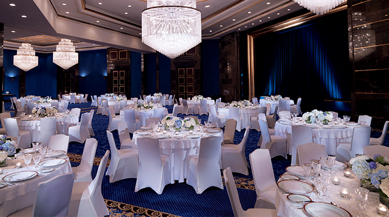 the ritz carlton bahrain event space