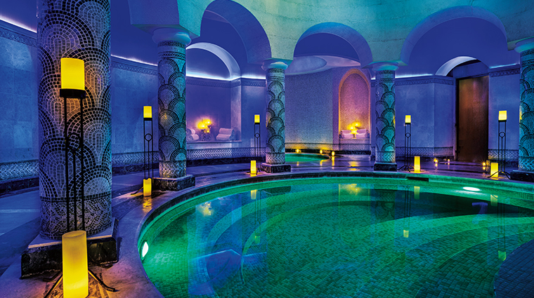 the ritz carlton bahrain spa