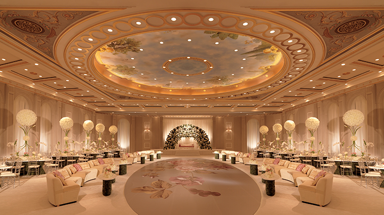 the ritz carlton bahrain wedding