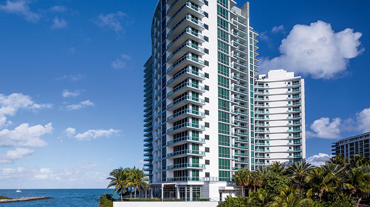 Ritz Carlton Bal Harbour building exterior