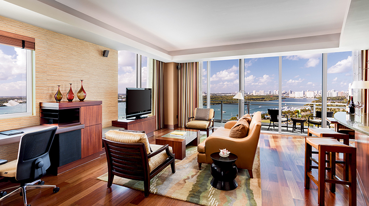 Ritz Carlton Bal Harbour room with view