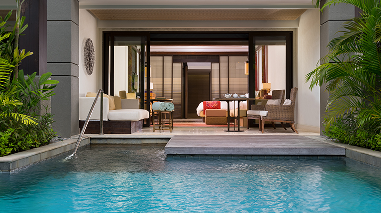 the ritz carlton bali Sawangan junior suite