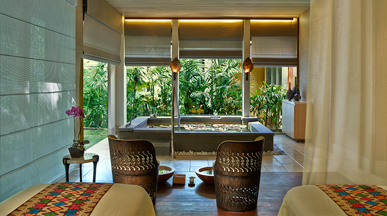 the ritz carlton bali spa villa