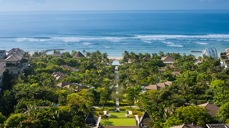 the ritz carlton bali view