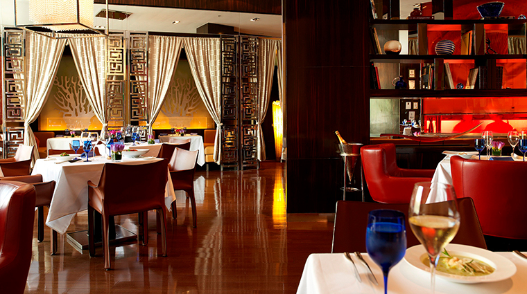 the ritz carlton beijing Cepe restaurant