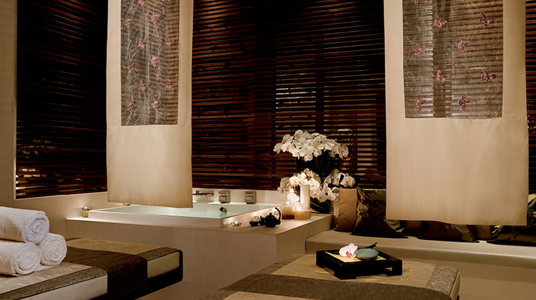 the ritz carlton beijing couples massage room