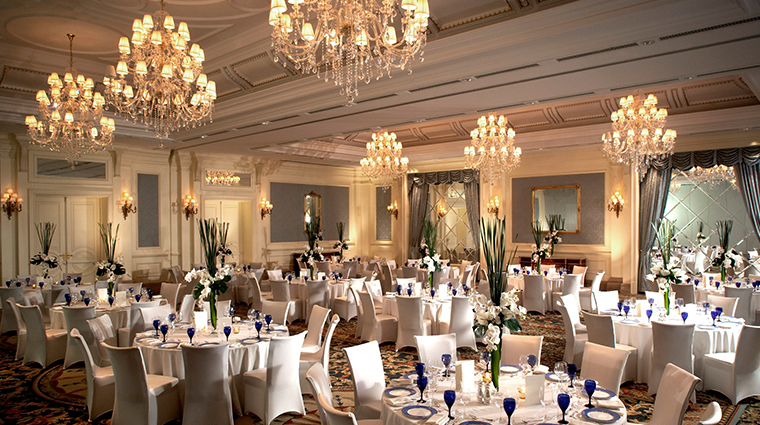 the ritz carlton beijing ballroom