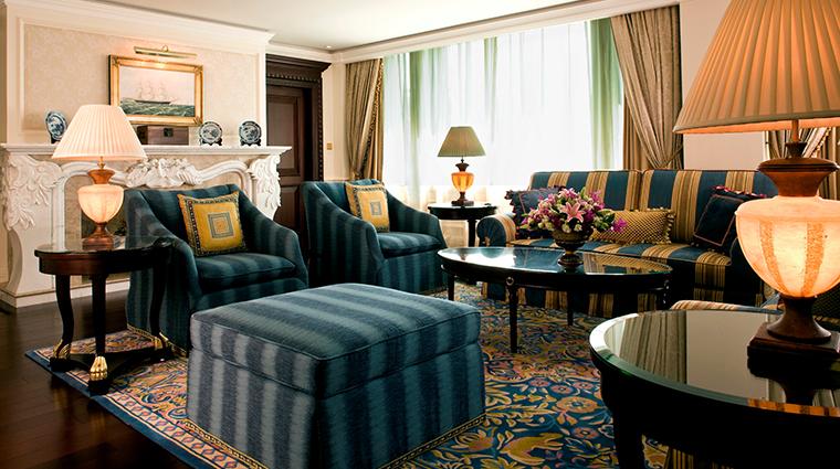 the ritz carlton beijing presidential suite