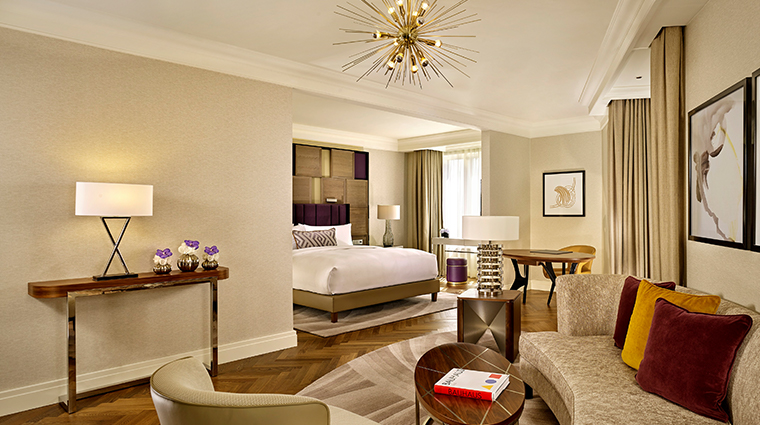 the ritz carlton berlin corner deluxe suite